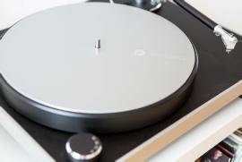 Soundeck Platter Mat Silver